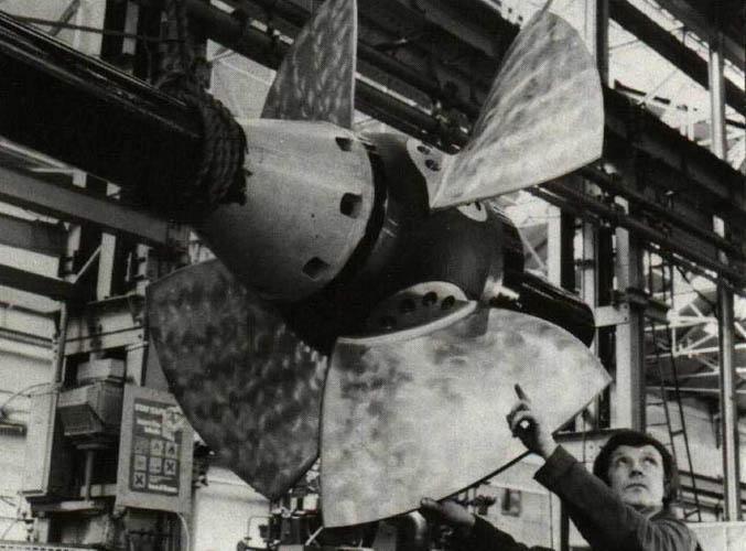 Kaplan-turbina