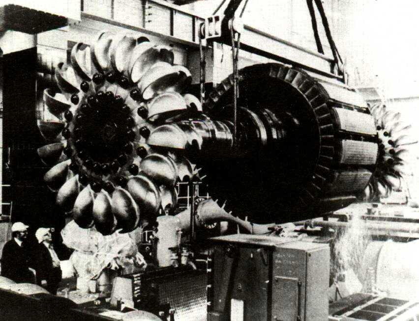 Pelton turbina